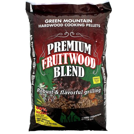 Green Mountain Grills Premium Fruitwood Pure Hardwood Grilling Cooking Pellets Dynamic Cooking Systems Grills