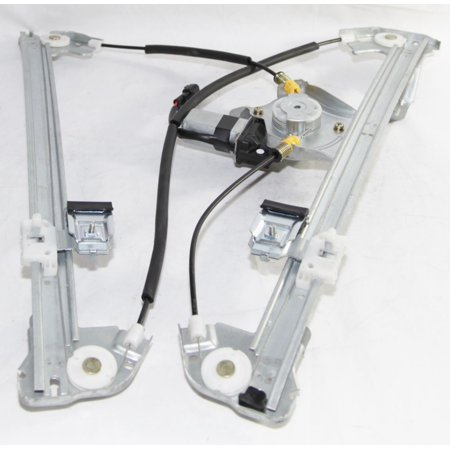 04-08 Ford F150 Front Passener Power Window Regulator EXC Crew/Standard (Ford Double Cab)