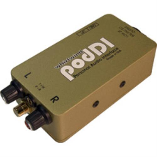 No.Ww-Poddi Whirlwind Poddi Single Output Summing Direct Box by