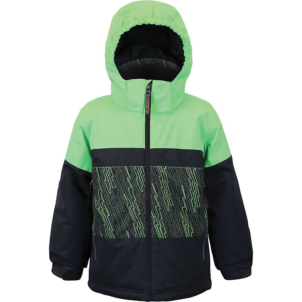 Boulder Gear Toddler Boys' Trifecta Jacket