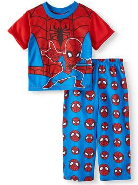 988071050098 Spider-Man Boys Pajamas   Robes - Walmart.com