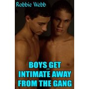 Boys(18) Get Intimate Away From The Gang - eBook