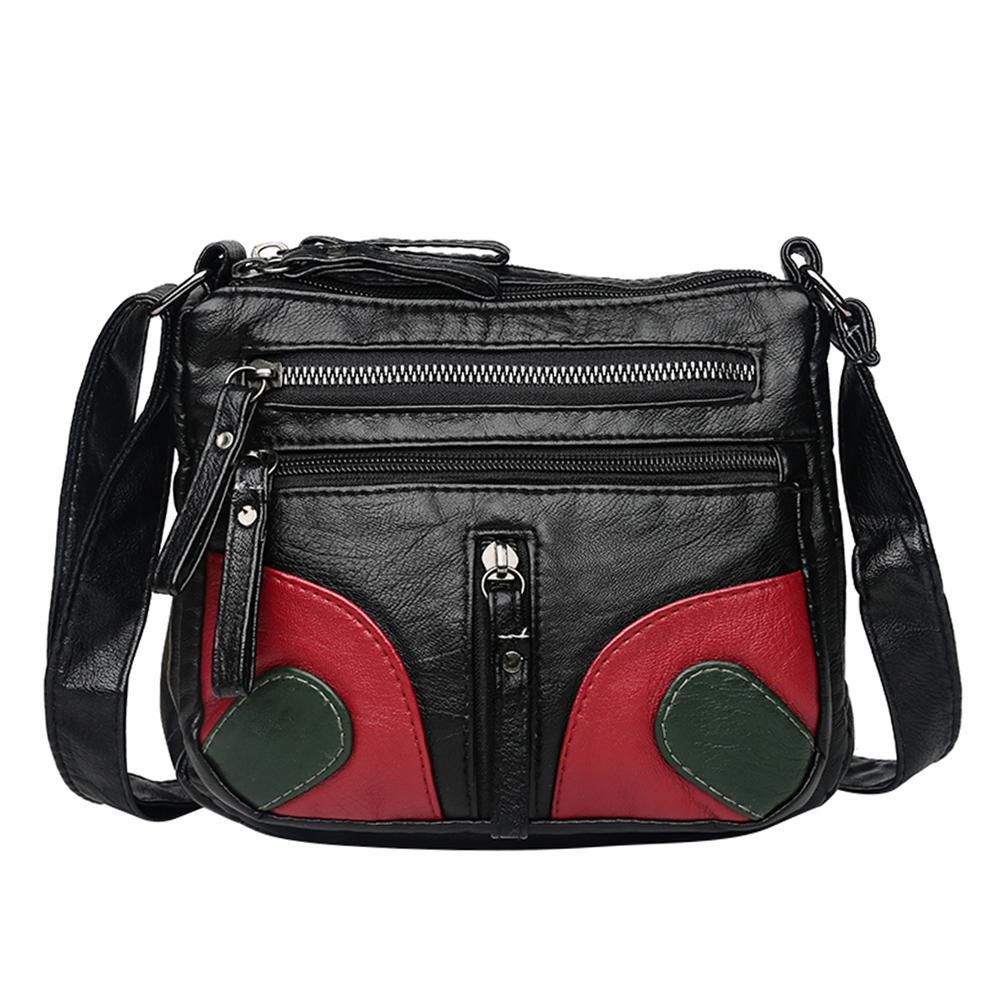 Details about  /Women Patent Leather Cross Body Messenger Shoulder Bag Casual Satchel Casual Bag