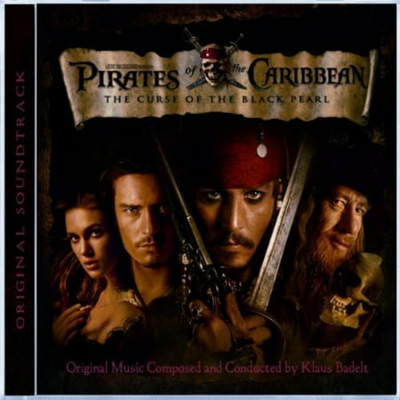 Pirates of the Caribbean: The Curse of the Black Pearl Soundtrack (Keith Richards Pirates Of The Caribbean 5)