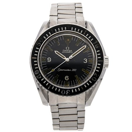 Pre-Owned Omega Watch Vintage Seamaster 300m 165.024 (15 Month WatchBox Warranty)