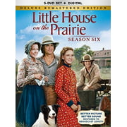 Little House on the Prairie: Season Six (DVD)