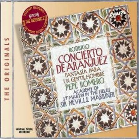 Concierto de Aranjuez: Fantasia Para Gentilhombre (Remaster)