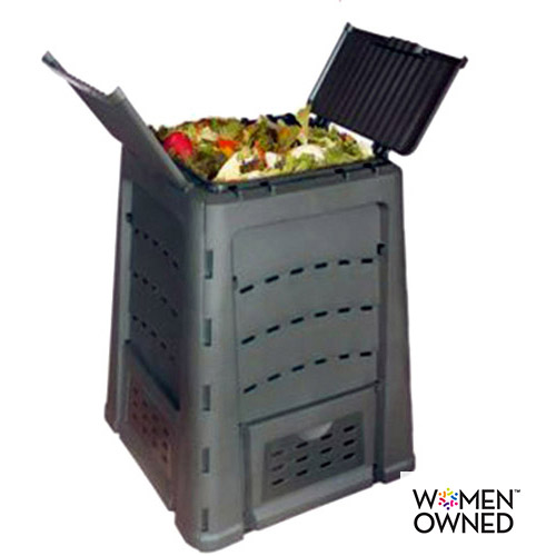 wibo 88gallon compost bin black