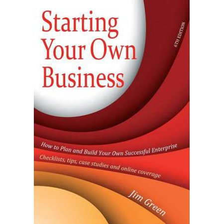 Starting Your Own Business 6th Edition - eBook