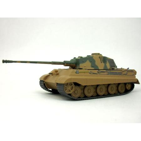 Tiger II German Heavy Tank 1/72 Scale Diecast Model ()