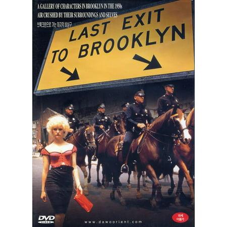 Last Exit to Brooklyn (1989) (DVD)