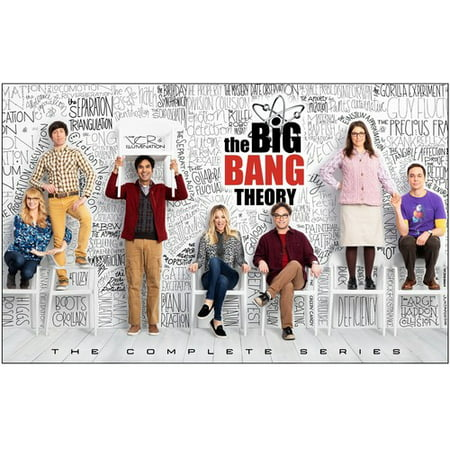 The Big Bang Theory: The Complete Series (Blu-ray + Digital Copy)](Bang On Halloween Brooklyn)
