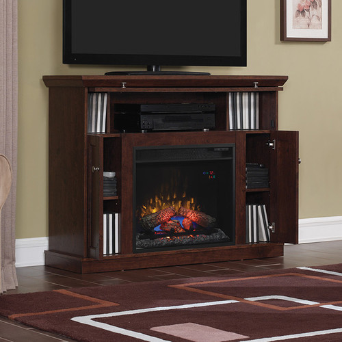 Darby Home Co Ballyclarc 46.3'' TV Stand