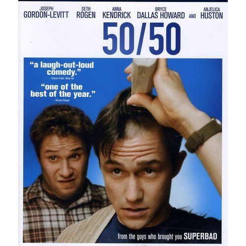50/50 (Blu-ray) (With INSTAWATCH) (Anamorphic Widescreen)