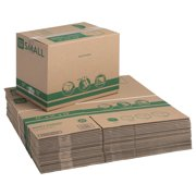 """Pen+Gear Small Recycled Moving and Storage Boxes, 17"""" L x 11"""" W x 13"""" H, Kraft, 25 Count"""