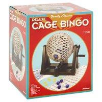 Pressman Deluxe Cage Bingo