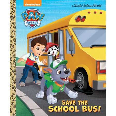 Save the School Bus! (PAW Patrol)