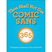 Thou Shall Not Use Comic Sans - eBook