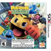 Pac-Man Ghostly Adventure 2 (Nintendo 3DS) - Pre-Owned