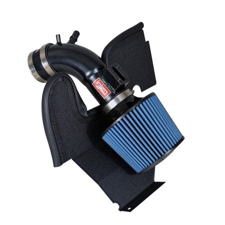 Injen 2013 Ford Fusion 2.5L 4Cyl Black Tuned Short Ram Intake with MR Tech and Heat Shield - Heat Shield Short Ram Intake