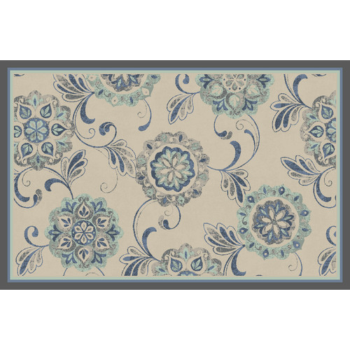 Brumlow Mills Pippin Winter Novelty Area Rug