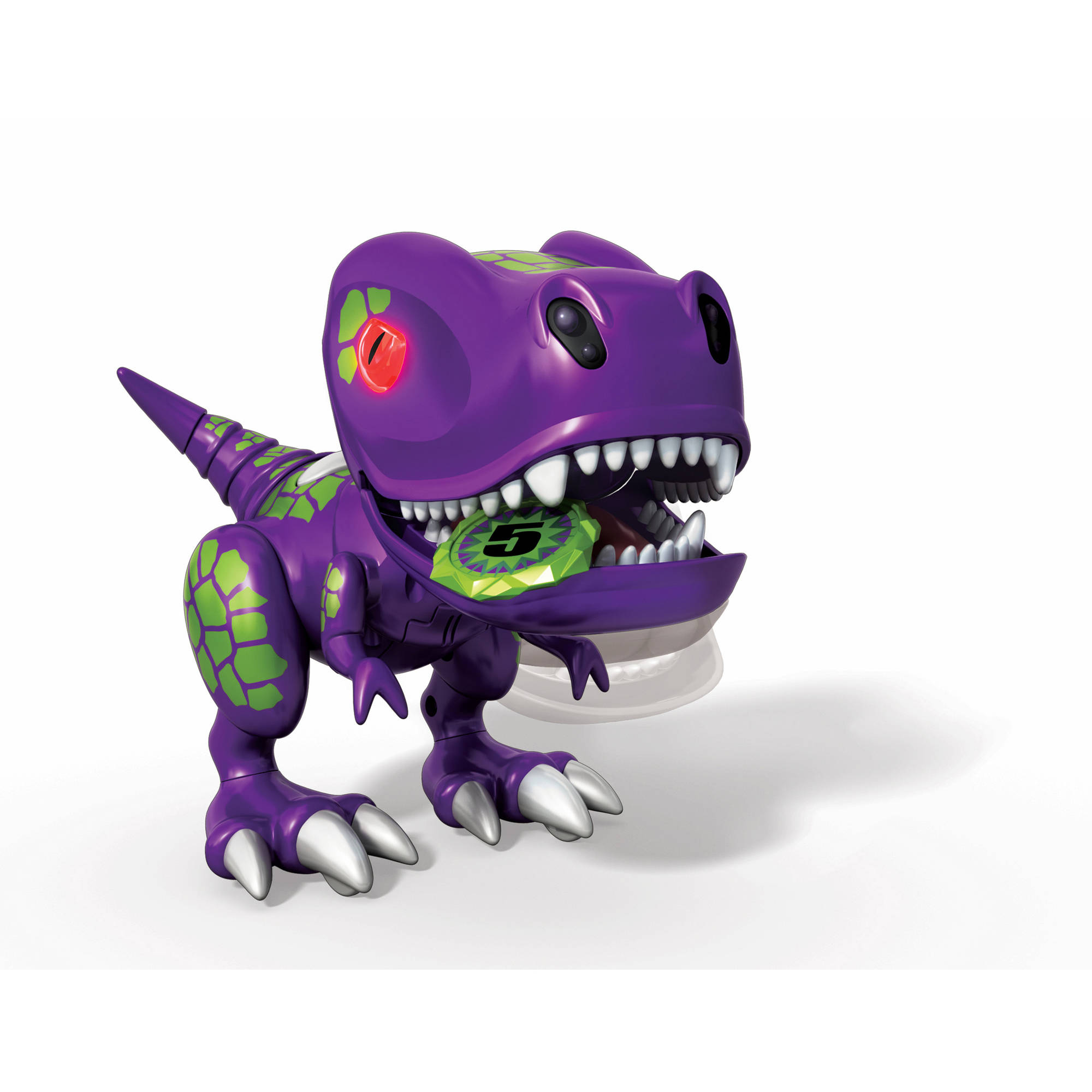 Zoomer Chomplingz Dinosaur, Chance, Wal-Mart Exclusive by PACIFIC INDUSTRIES (ZHONGSHAN) LTD