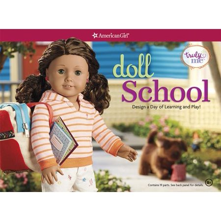 Doll School: Design a Day of Learning and Play (Other)