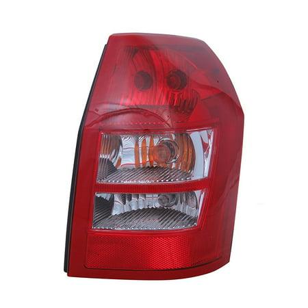 NEW RIGHT TAIL LIGHT FITS DODGE MAGNUM R/T SXT 2005 2006 2007 2008 4805966AH (2008 Dodge Magnum R T 0 60)