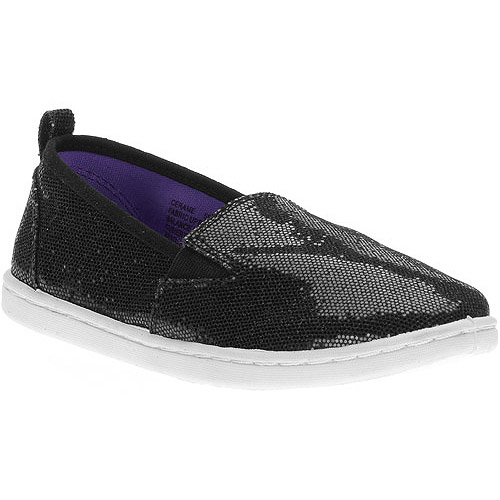 Girls' Cerame Slip-On Sparkle Casual Shoes