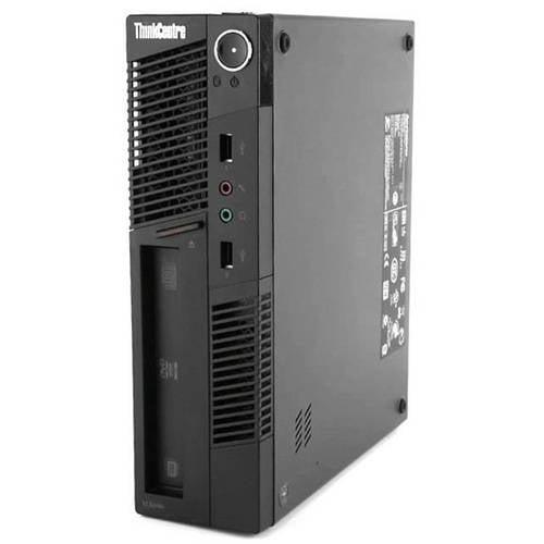 Lenovo M90 USFF Desktop PC with Intel Core i5-650 Processor 8GB Memory 320GB Hard Drive and Windows 10 Home