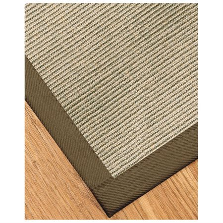 Natural Area Rugs 2 6 X 8 Orbit Home Indoor Sisal Fiber
