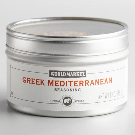 World Market® Greek Mediterranean Seasoning 1.7 oz. (Pack of 1)