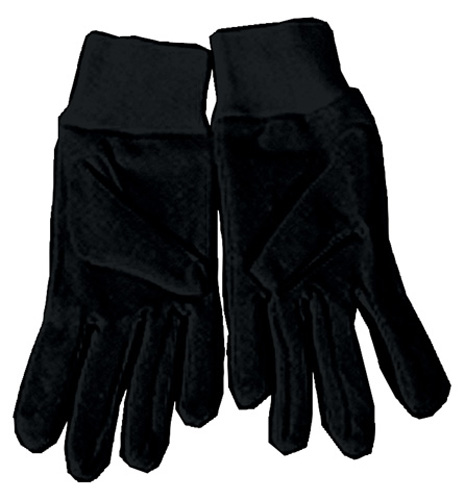Katahdin Gear Polyporpylene Glove Liners Black   PP-301/BK