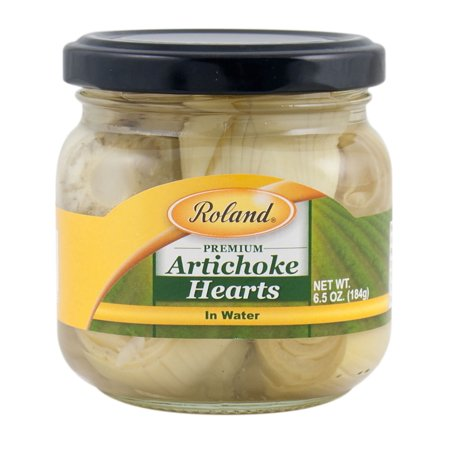 (6 Pack) Roland Artichoke Hearts, 6.5 Oz ()