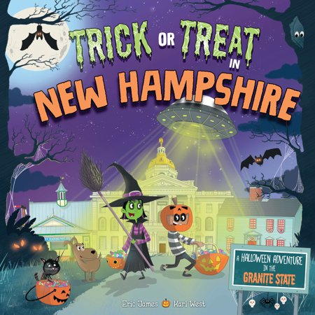 TRICK/TREAT NEW HAMPSHIRE (Doug's Halloween Adventure Online)