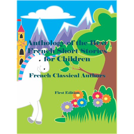 Anthology of the Best French Short Stories for Children -