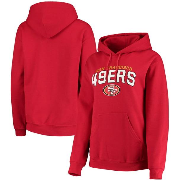 New Era Herren San Francisco 49ers Kapuzenpulli