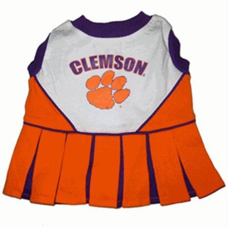 Clemson Tigers Cheerleader Dog Dress