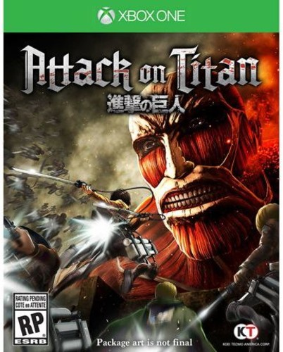 Attack on Titan (Xbox One) TECMO KOEI, 40198002813