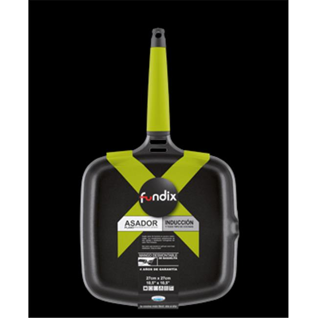 Fundix F3-IP22 Griddle with Removable Handle - Kiwi