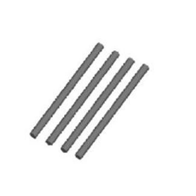 Redcat Racing 85851 68Mm Front-Rear Lower Inside Hinge Pin Set