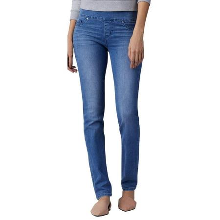 Women's Sculpting Slim Leg Pull-on Jean