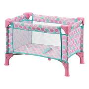 "My Sweet Love Folding Crib for 18"" Dolls"