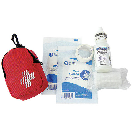 Eye Care Kit, Fabric Case, Eye Care, 1 Person FIRST AID ONLY 3019