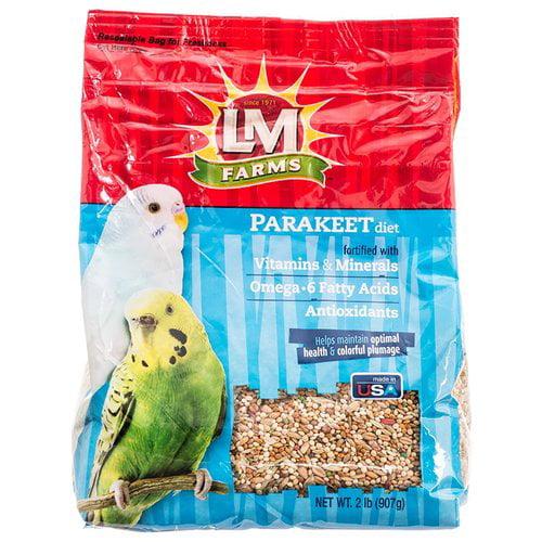 LM Animal Farms Parakeet Diet