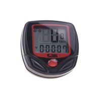 Sunding SD-546AE Wired Bike Bicycle Cycle Computer Odometer Speedometer LCD Backlight 23 Functions