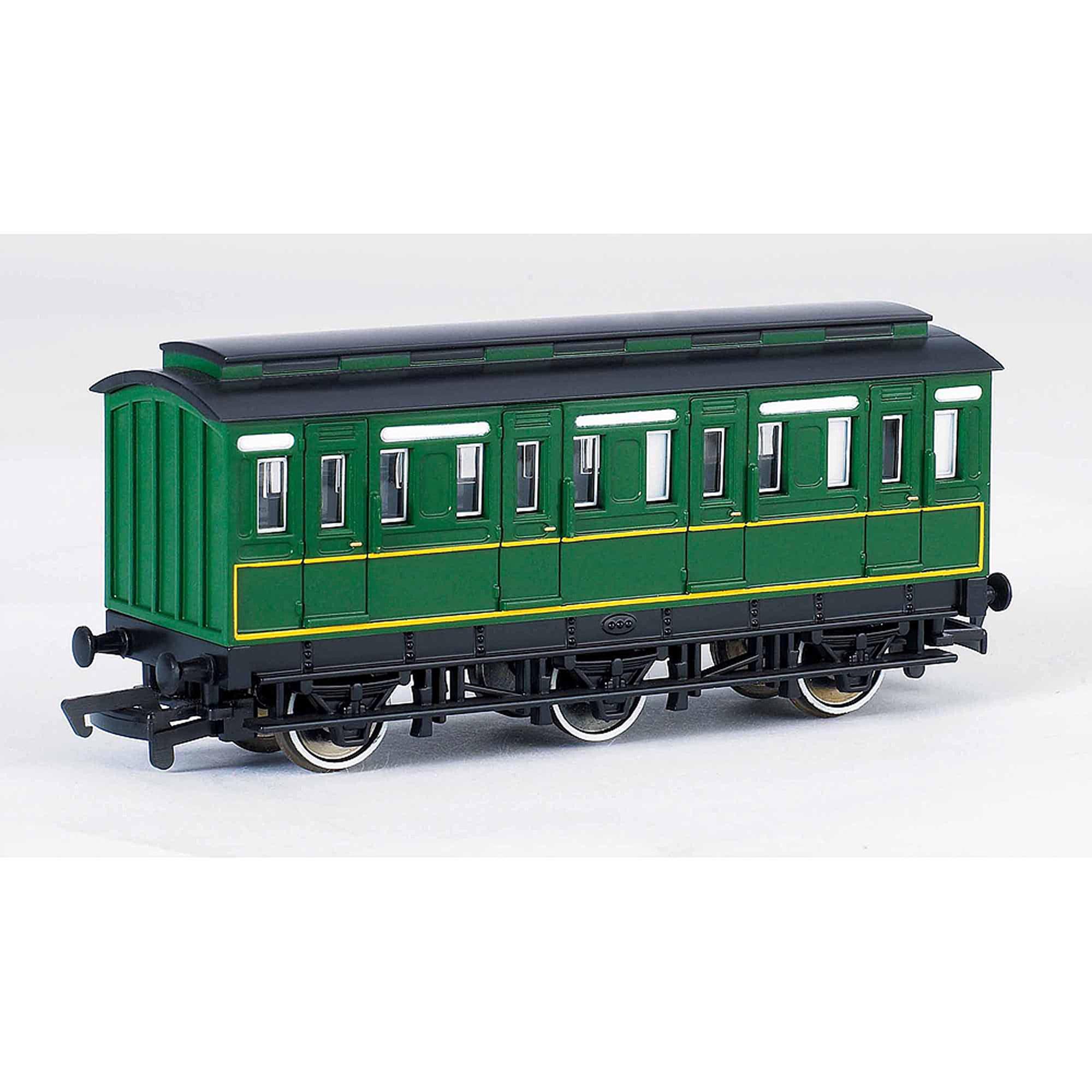 Bachmann Trains Thomas and Friends Emily's Brake Coach, HO Scale Train by Bachmann