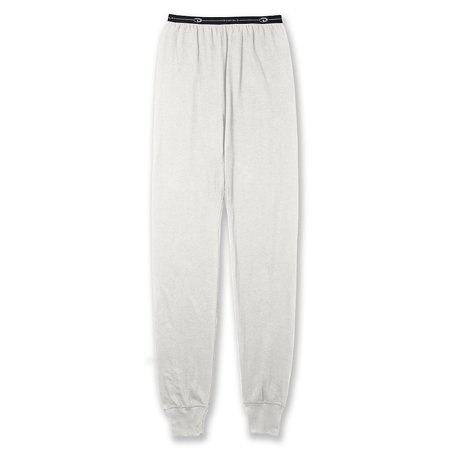KMW6 Duofold Youth Mid Weight Ankle Length Thermal Bottom Size Medium, Winter White ()