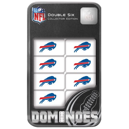 Buffalo Bills NFL Dominoes Set - No Size Buffalo Bills Key