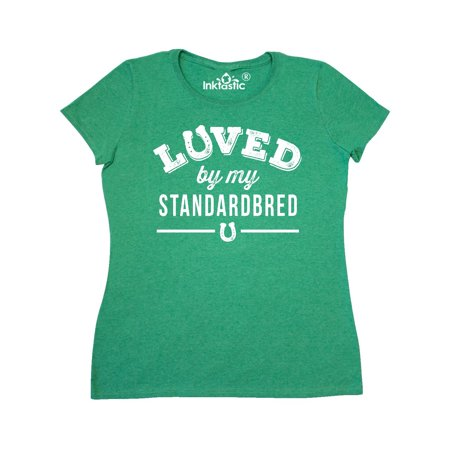 Standardbred Horse Lover Gift Idea Women's